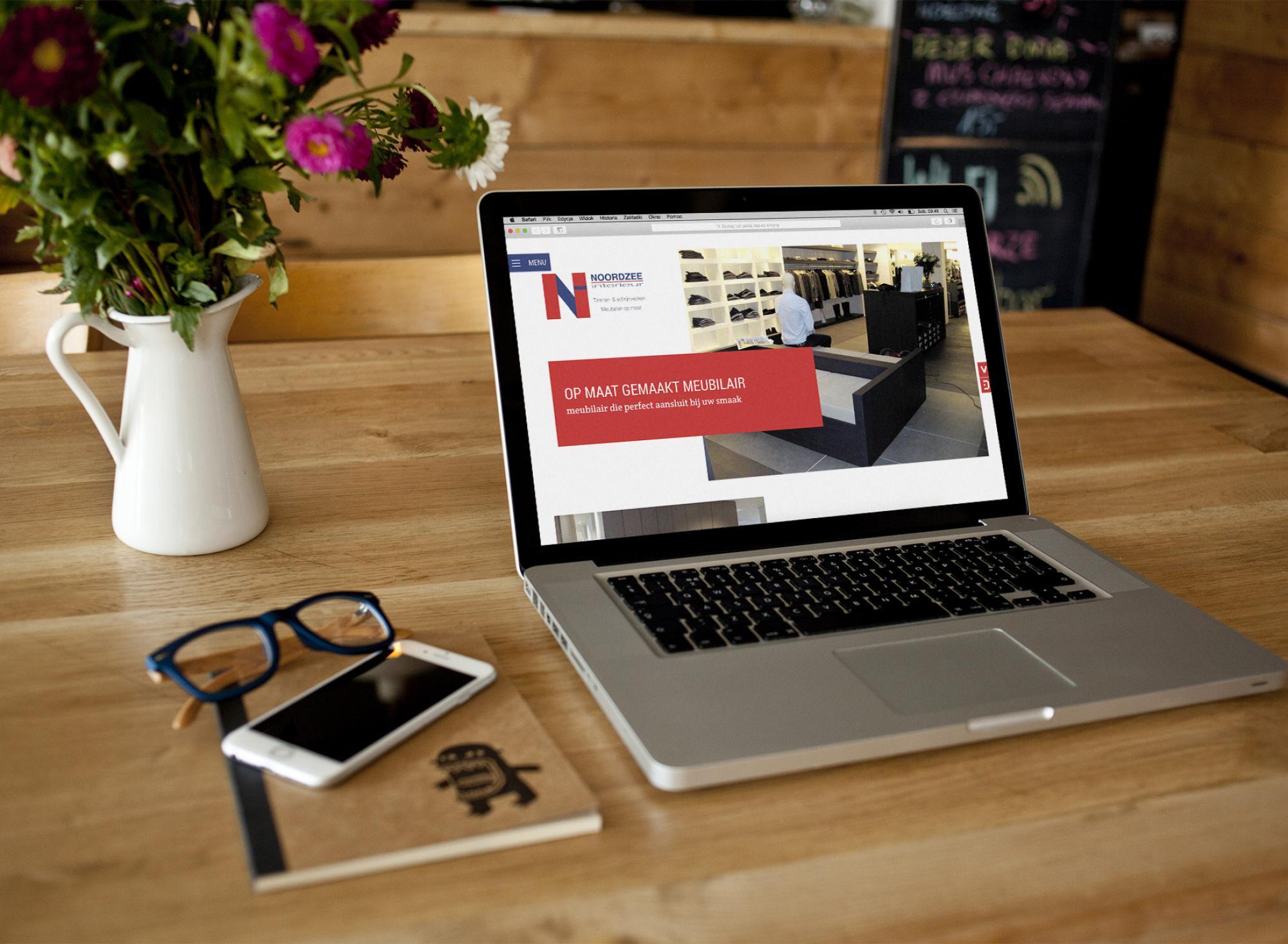 nieuwe website noordzee interieur